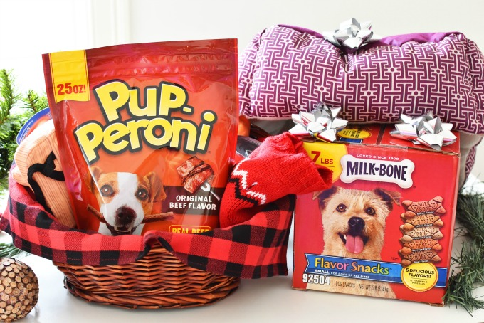 Doggie Gift Basket Idea1