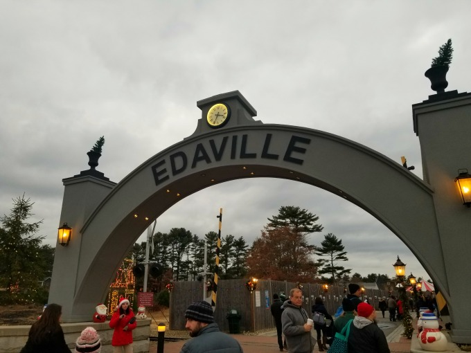 Edaville USA Entrance