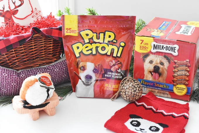 Epic Dog Gift Basket1