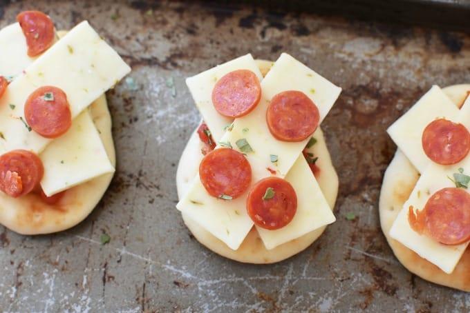 Mini Unbaked Naan Pizzas1