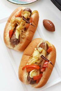 Grill Brats Indoors (This is too easy!)