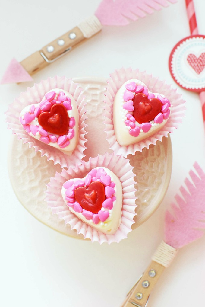 Valentines Day DIY Heart Chocolates1