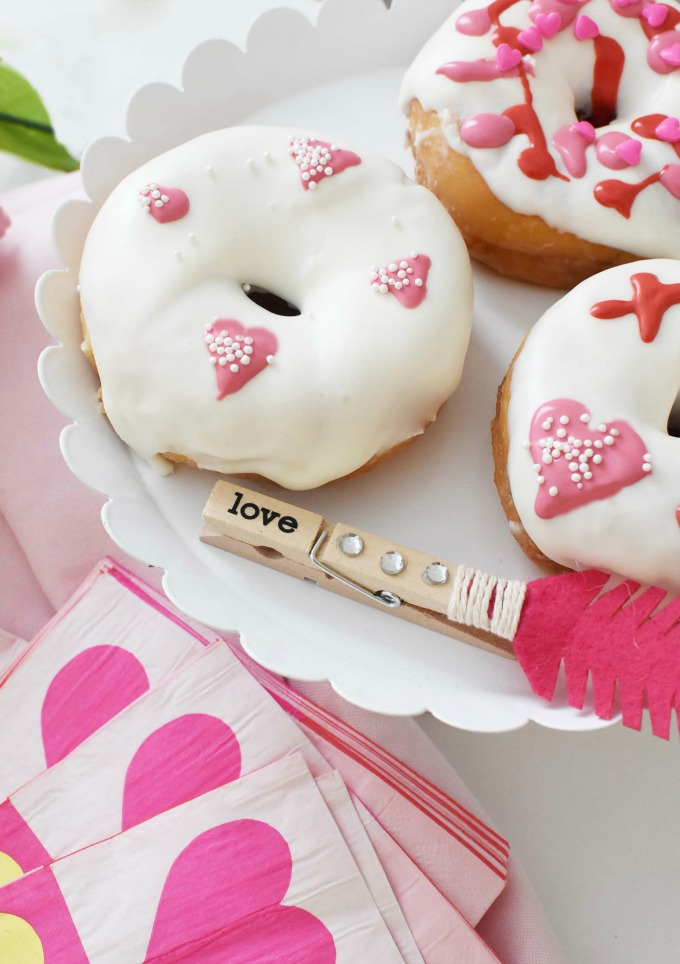 Valentines Day Donut Hack