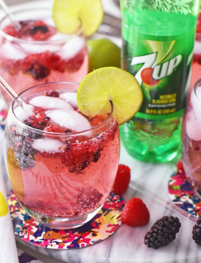 7UP Berry Mocktail1