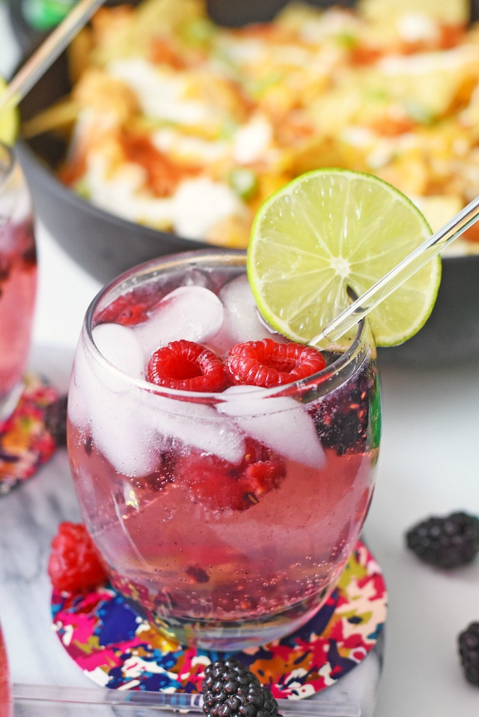 Berry Delicious Mocktail Recipe1