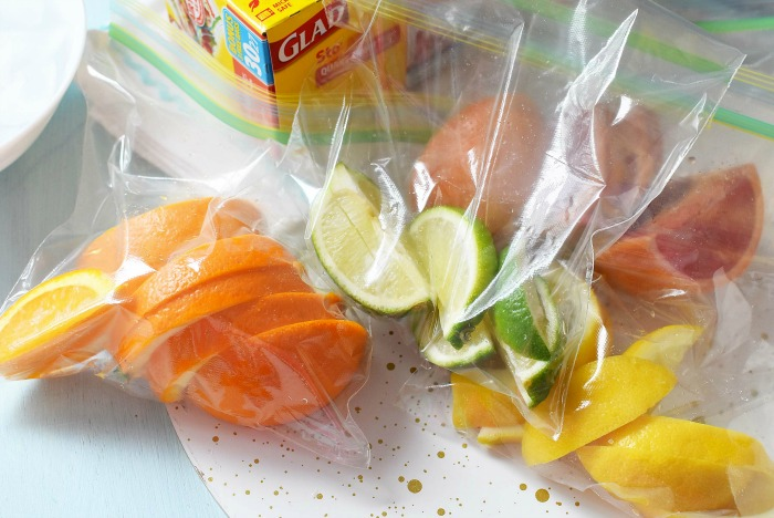 Glad Bags with Citrus Slices1