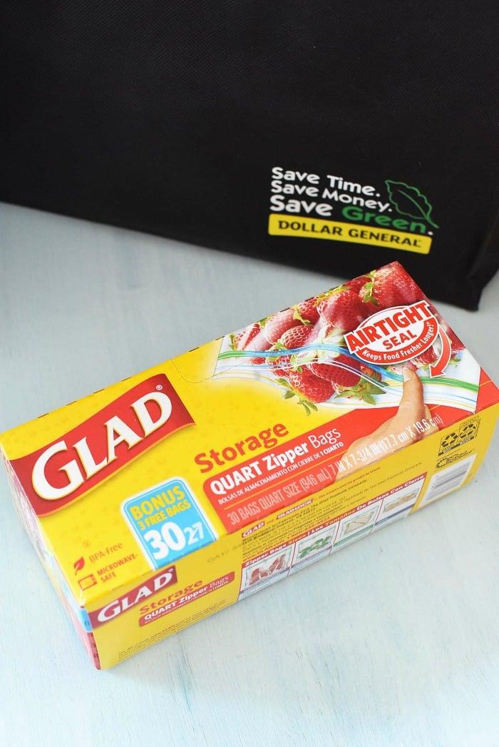 Glad Storage Bags1