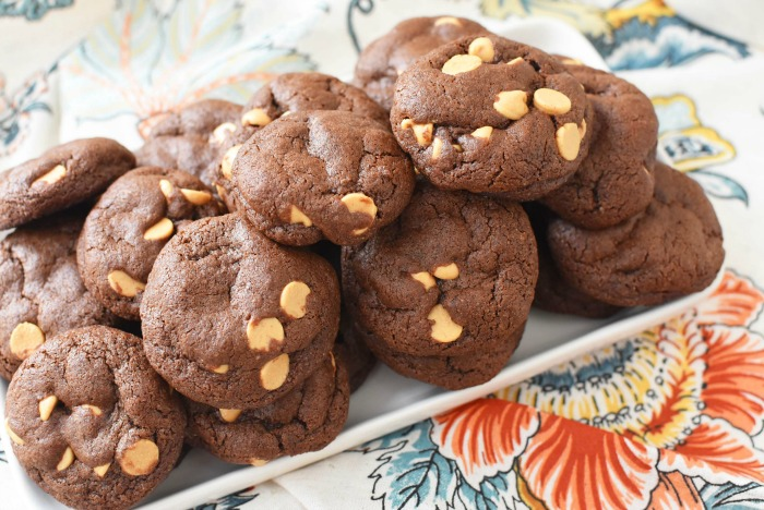 Peanut Butter Chips Cookies1
