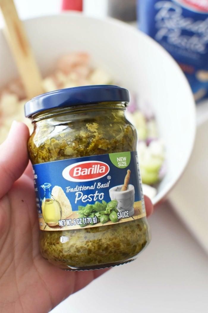 Barilla Pesto Sauce 1