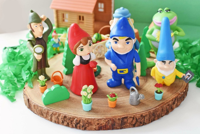 Gnomeo and Juliet toys