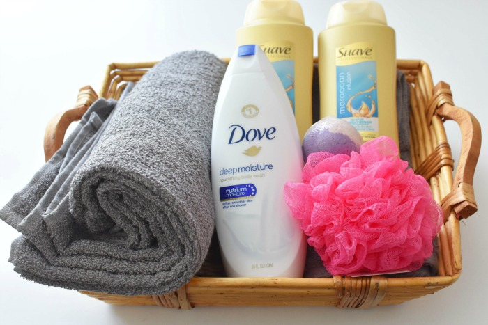 Mothers Day Bath Gift Basket 1