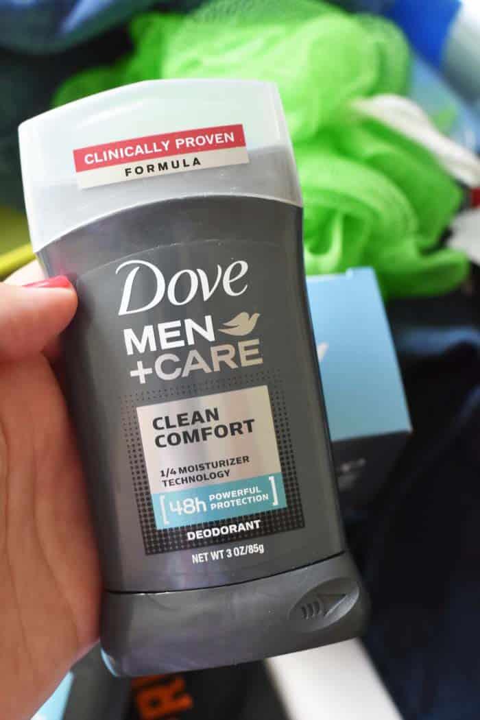 Dove Men + Care Deodorant