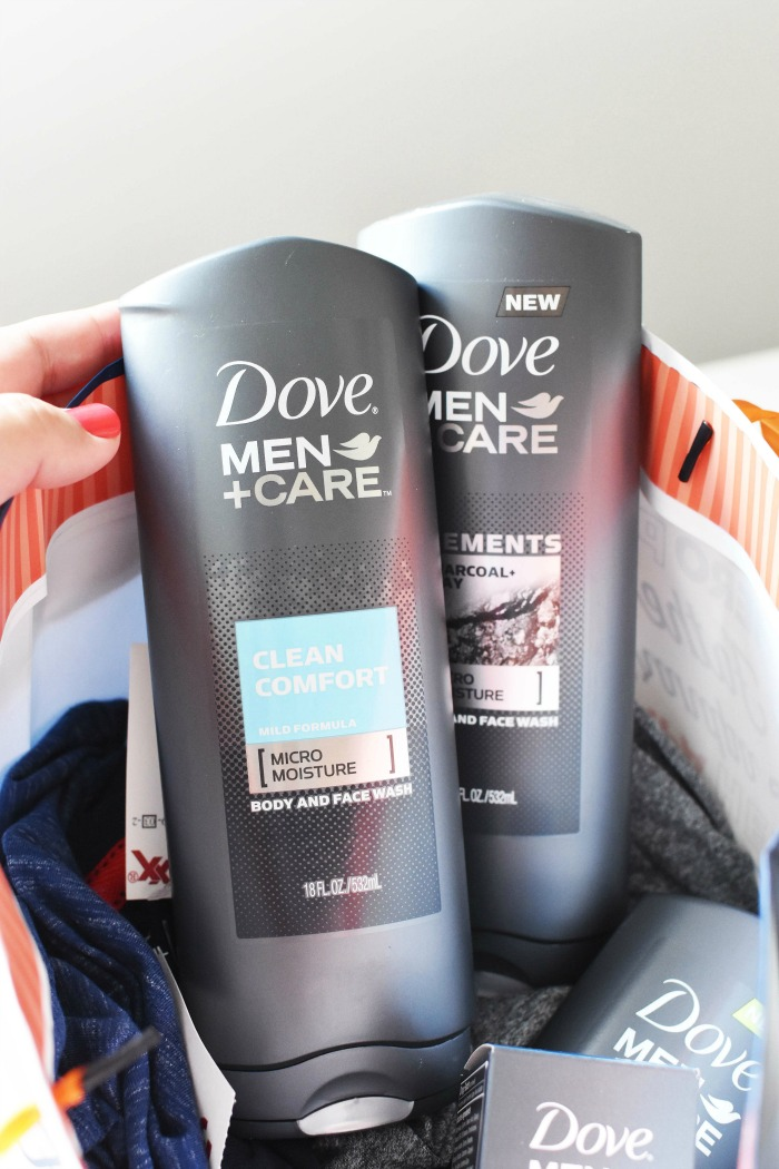 Dove Men + Care Father Day Gift 1