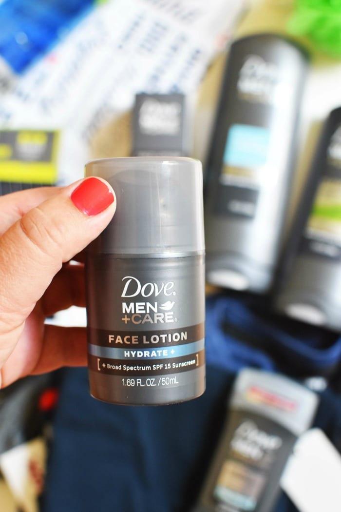 Dove Men + Care Hydrate Lotion 1