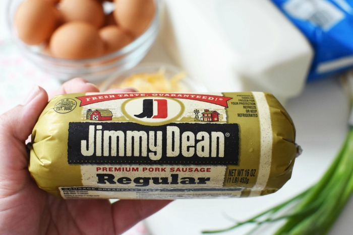 Jimmy Dean Regular Sausage Roll 1