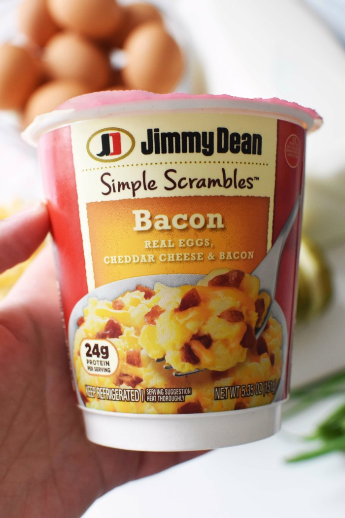 Jimmy Dean Simple Scramble Bacon 1