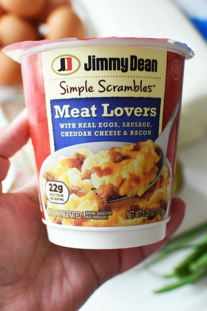 Jimmy Dean Simple Scrambles 1