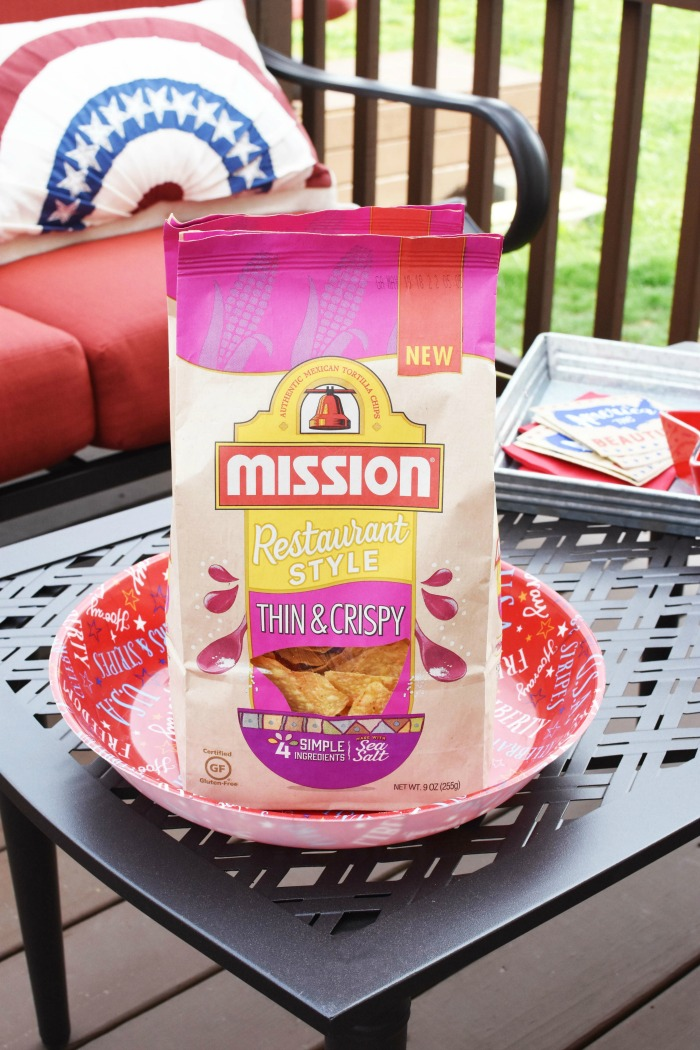 Mission Thin and Crispy Chips 1