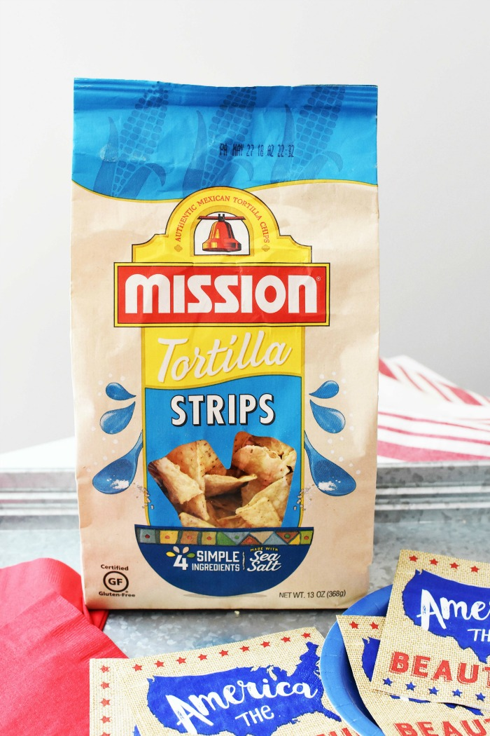 Mission Tortilla Strips
