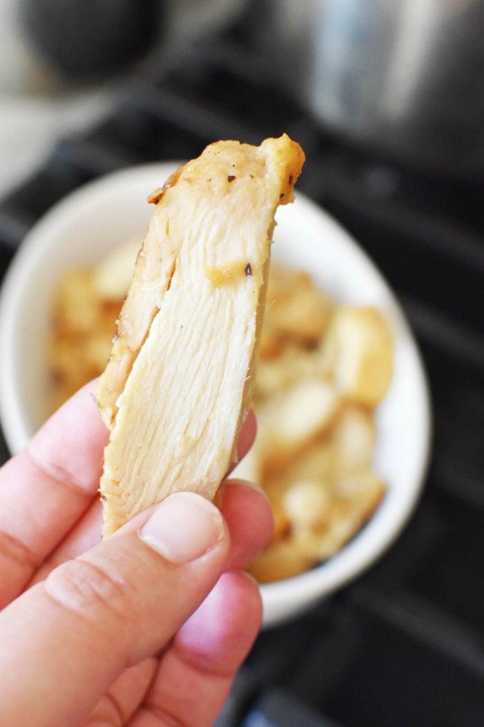 Tyson Grilled Chicken Strip 1