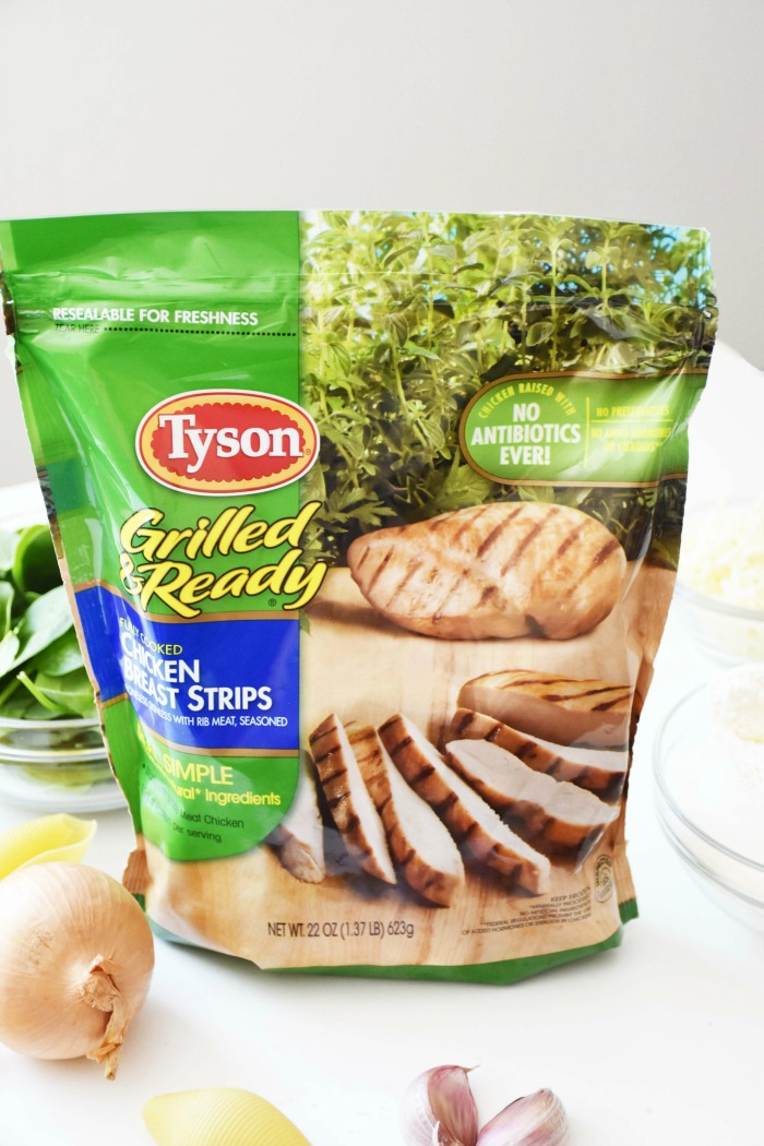 Tyson Grilled and Ready Strips 1