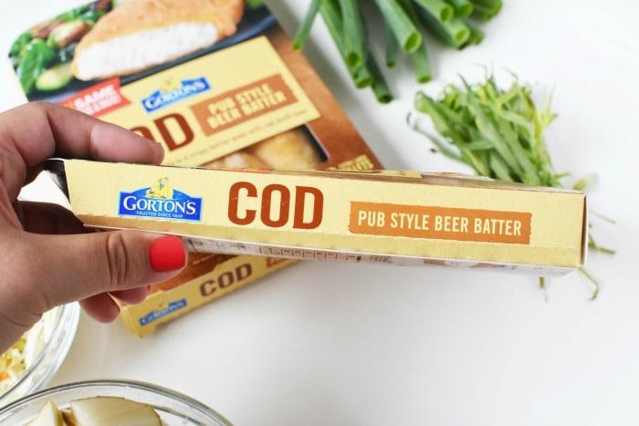 Cod Pub Style Beer Batter 1