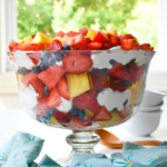 Fruit Salad Trifle with Cool Whip 1