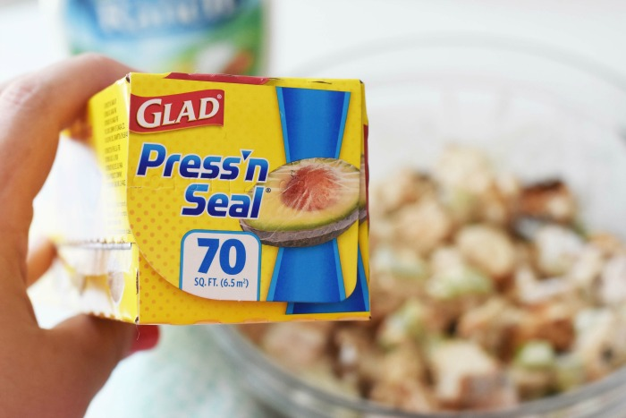 Glad Press and Seal Wrap Box 1