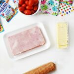 Ham and Cheese Cracker Stacker Ingredients 1