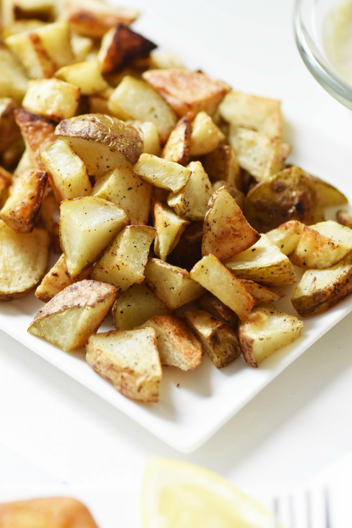Potato Croutons 1