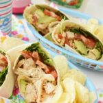 Ultimate Double Ranch Grilled Chicken Wraps Recipe