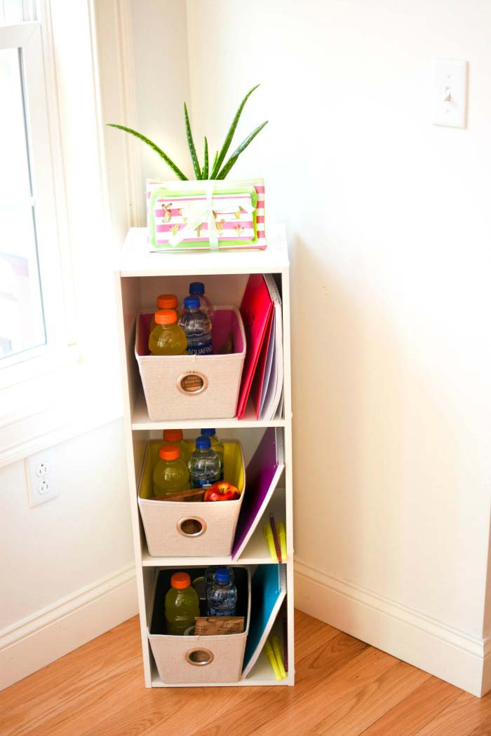 At Home Organization Station for Kids 1