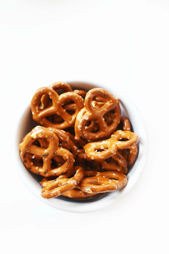 Bowl of Pretzels 1
