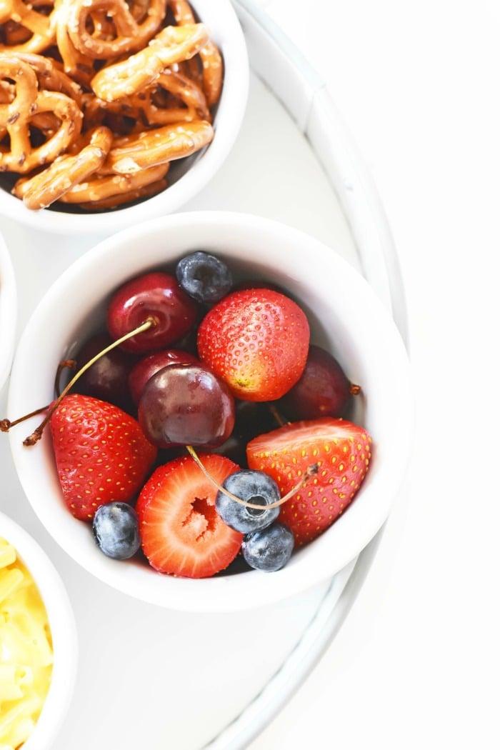 Bowl of fruit 1