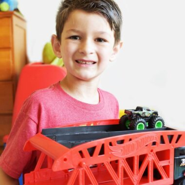 Monster Trucks make classic playtime fun ! See the new styles for the holidays!