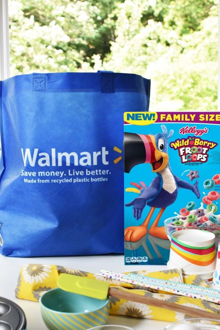 Froot Loops Wild Berry at Walmart 1