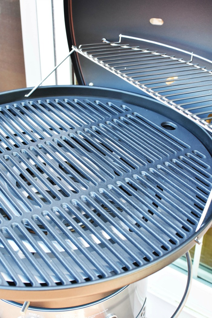 Fuego Professional F24C Grill cooking area