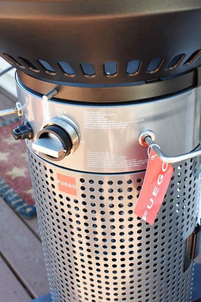Fuego Professional F24C Grill