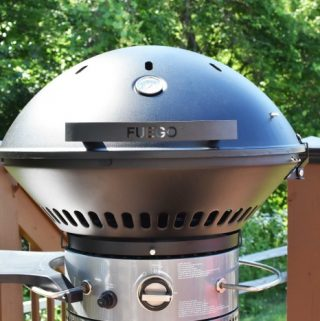 Fuego upright grill