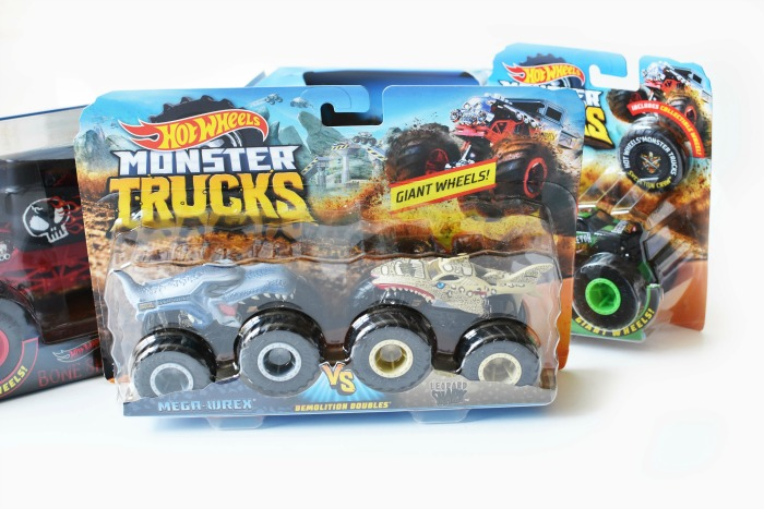 Hotwheels Monster Trucks 1
