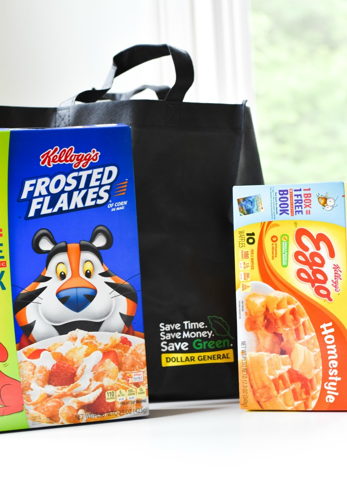 Kelloggs Frosted Flakes Cereal at Dollar General