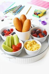 Easy, Kid-Friendly Corn Dog Side Dishes for a Quick Meal