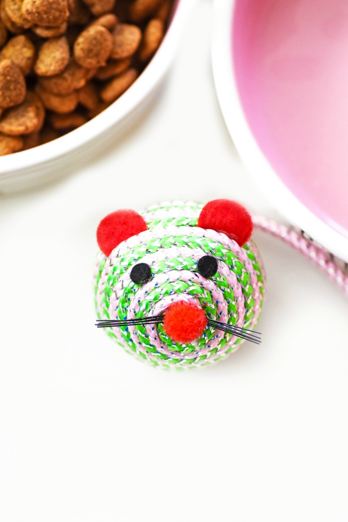 Little Cat Toy Mouse 1