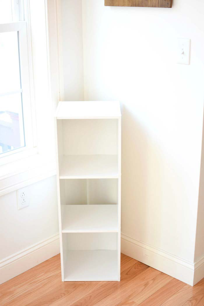 Organizational 3 Tier White Shelf 1