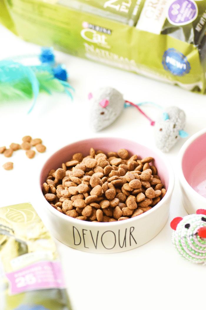 Purina Cat Natural Grain Free Food 1