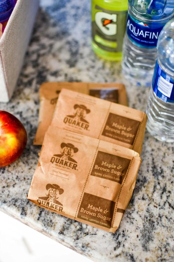 Quaker Maple Brown Sugar Packets 1