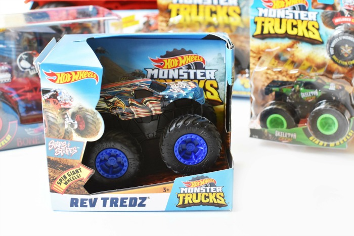 Rev Tredz Hot Wheels 1