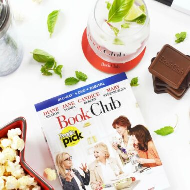 Book Club Movie flatlay 4