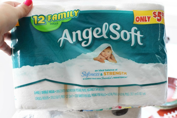 Angel Soft Toilet Paper 1