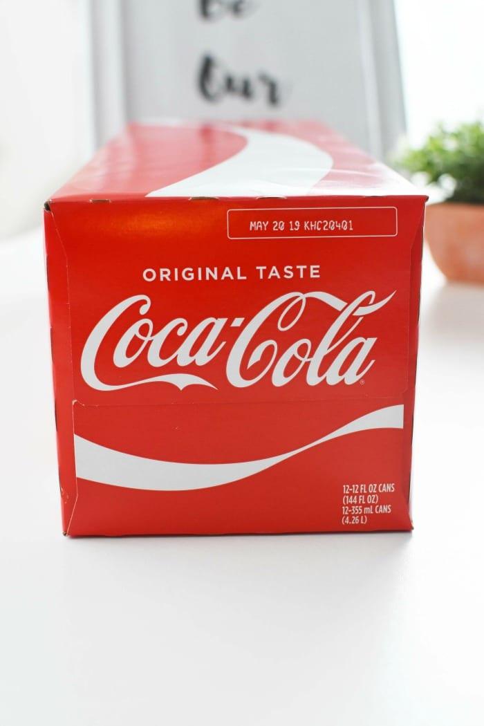 Coca Cola Fridge Pack 1